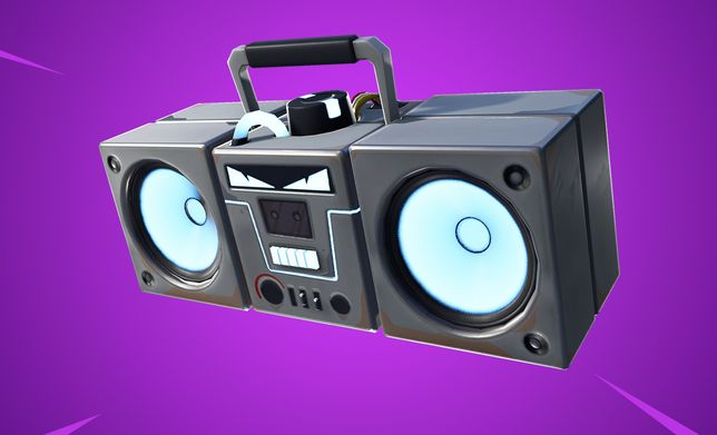 radio fortnite