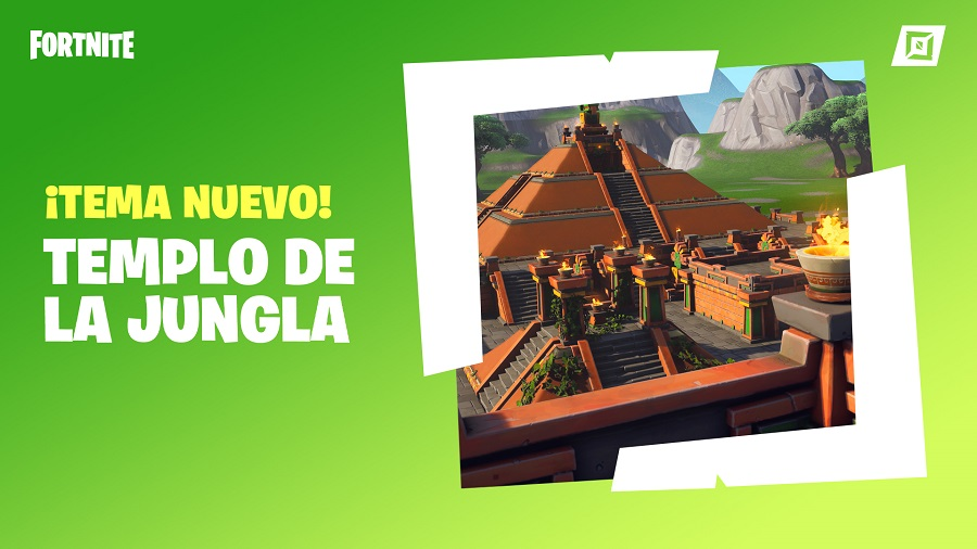 templo jungla fortnite